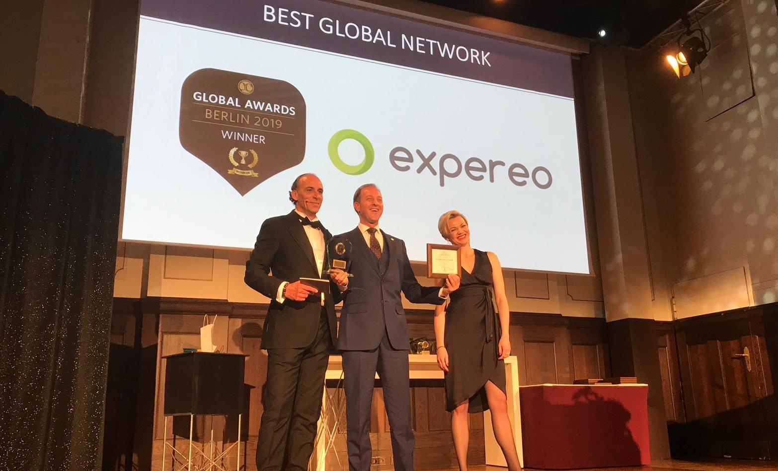 Expereo named Best Global WAN Provider
